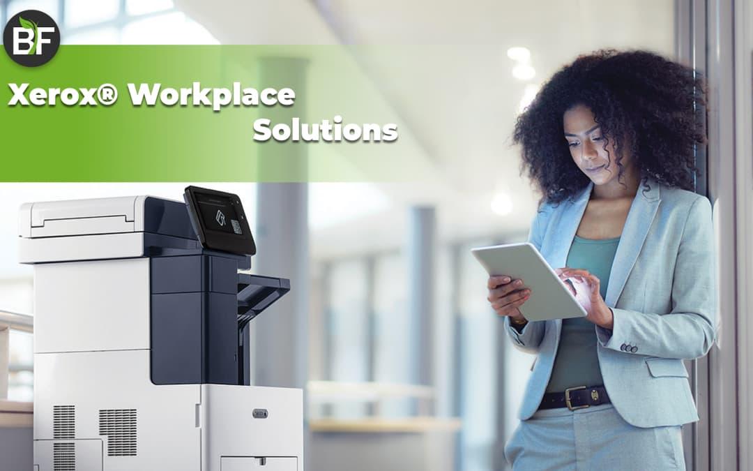 Xerox Workplace Solutions: la soluzione software di Xerox per la sicurezza e la mobilità