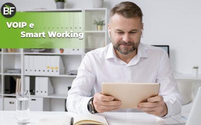 Attivare lo Smart Working in azienda in un solo giorno con il VOIP