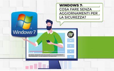 STOP a Windows 7 | 3 cose che devi sapere