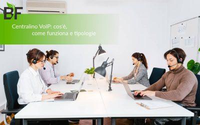 Centralino VoIP: cos'è, come funziona e tipologie